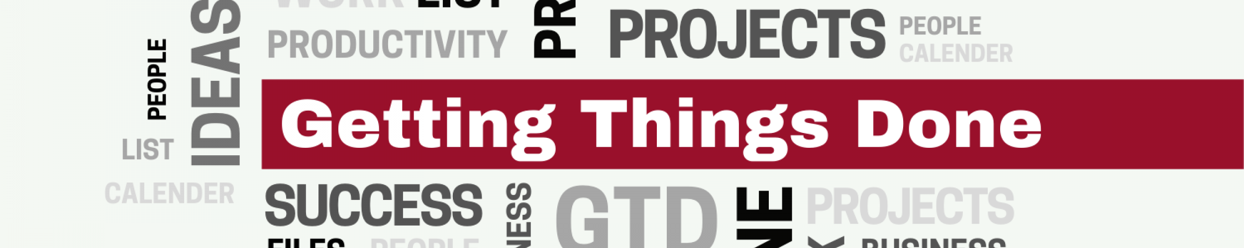 Online Getting Things Done training - 19 en 24 november 2020 - telkens voormiddag