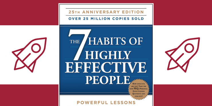 "Boekreview: ""The 7 Habits of Highly Effective People"" - Stephen R. Covey"