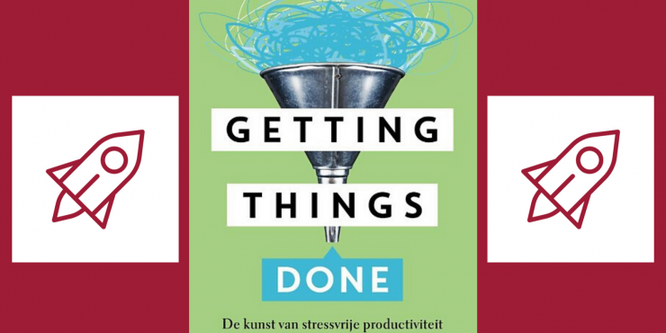 "Boekreview: ""Getting Things Done"" - David Allen"