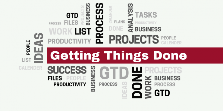 Getting Things Done samenvatting